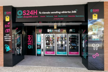 tienda vending OpenShop24h