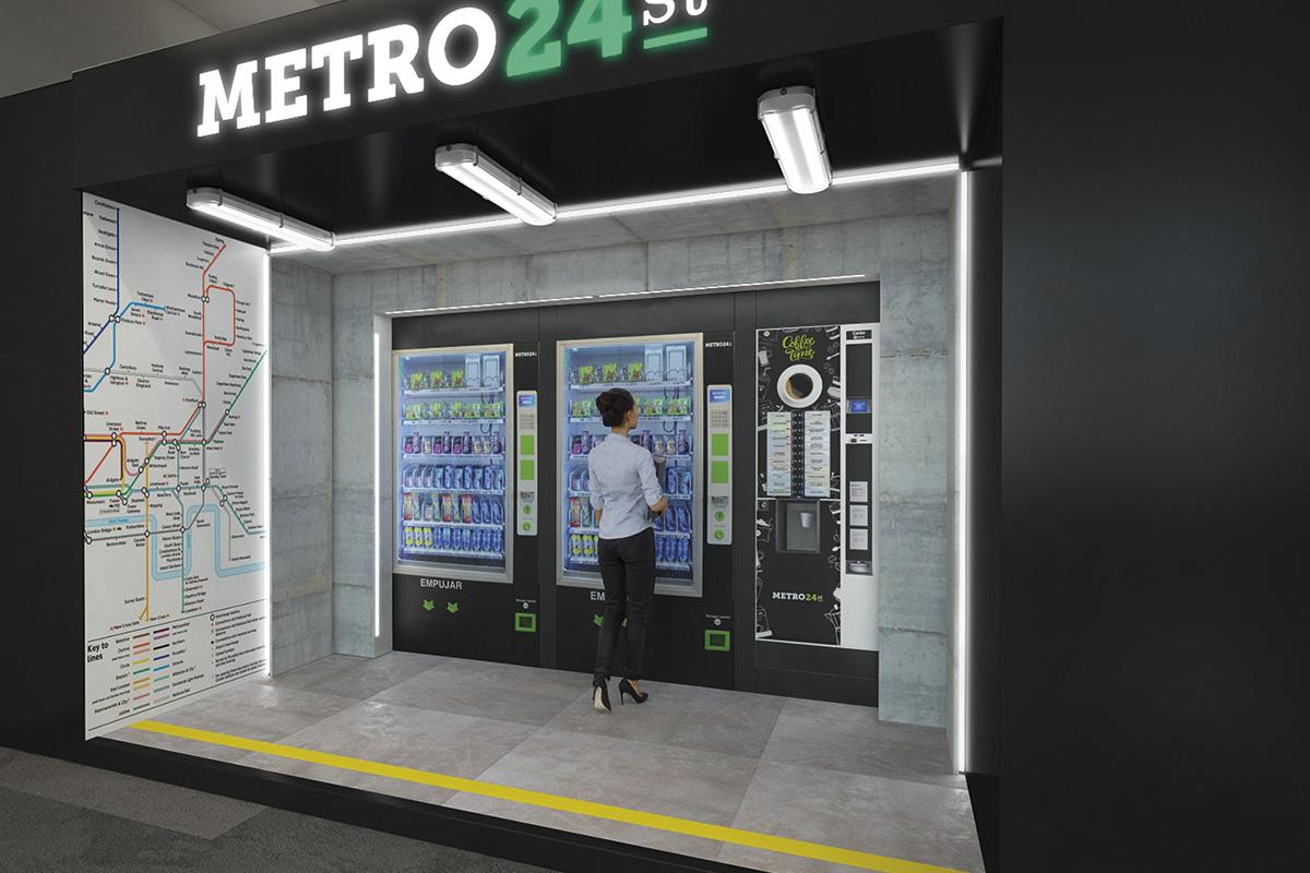 tienda vending metro24st